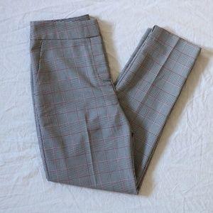 ASOS Plaid Trousers